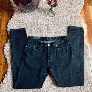 Zara Men's Slim Fit Indigo Jeans/Sz:34
